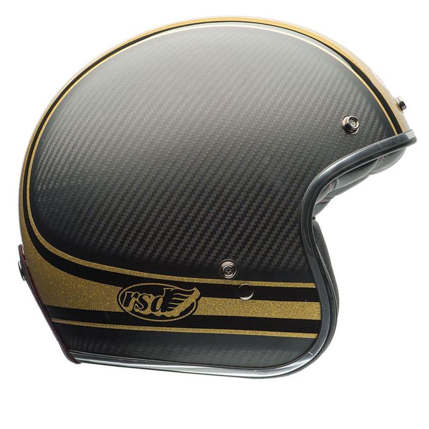 Шлем Bell Custom 500 Carbon RSD Bomb