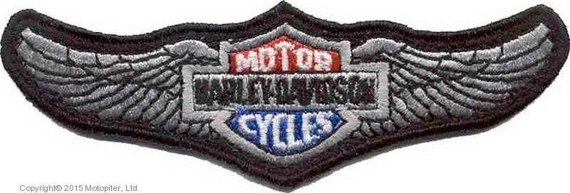 Нашивка Крылья Harley Davidson