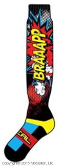 Носки для мотокросса Pro Mx Sock Braaapp