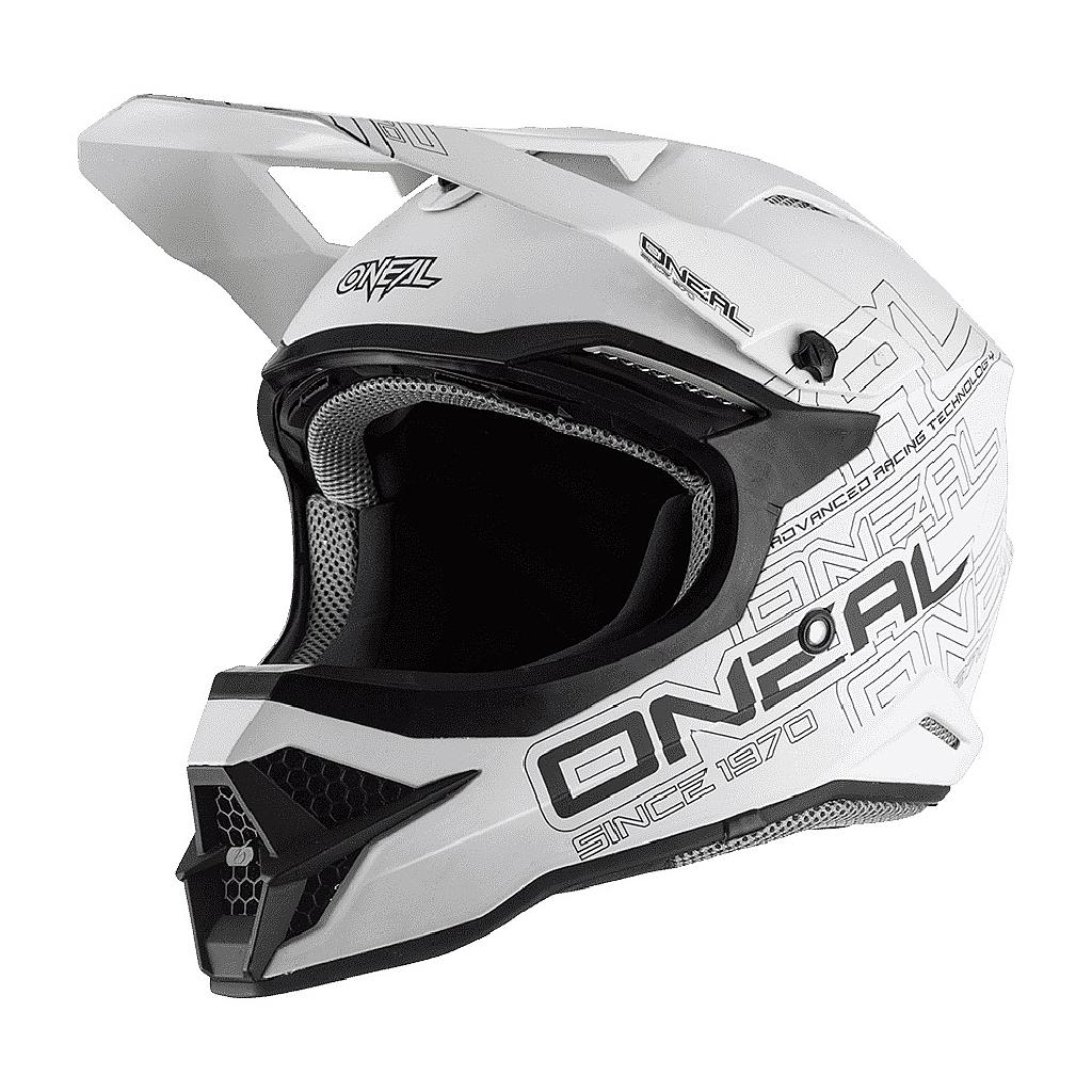 Шлем кроссовый 3Series FLAT 2.0