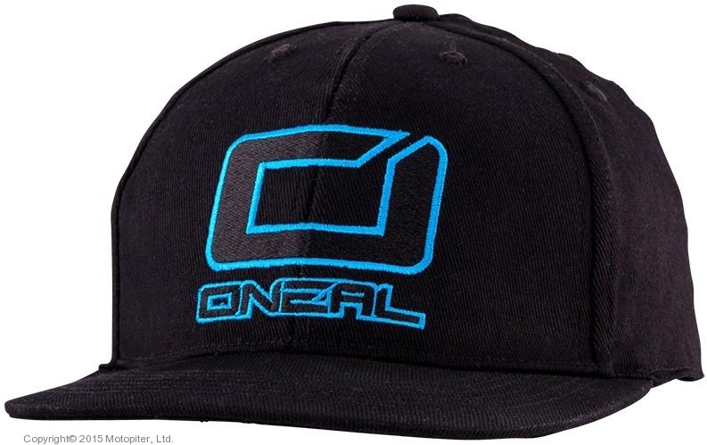 Кепка черно-синяя с логотипом O'NEAL