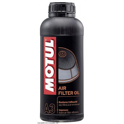 Масло для воздушных фильтров Motul A3 Air Filter Oil 1л