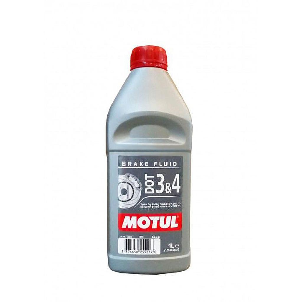 Тормозная жидкость DOT 3/4 1л