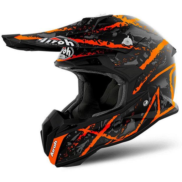 Кроссовый шлем Airoh Terminator Open Vision