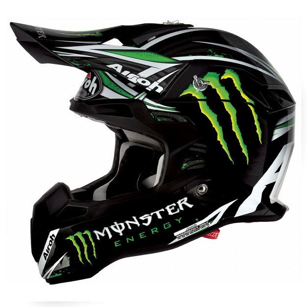 Кроссовый шлем Airoh Terminator