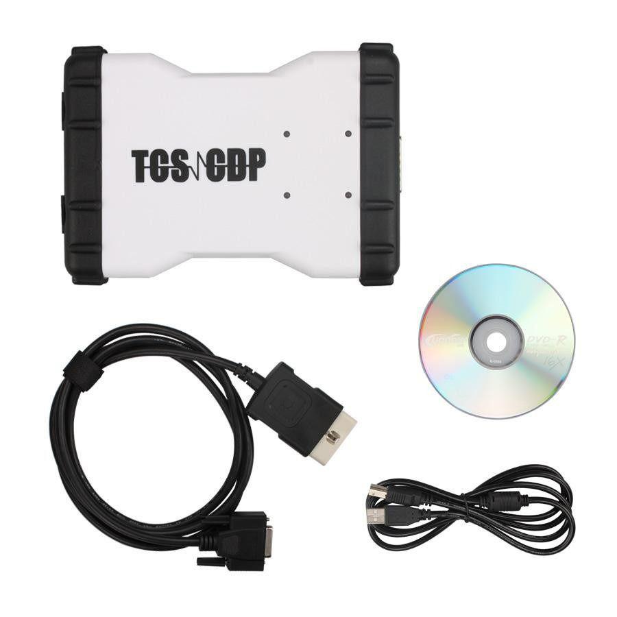 Мультимарочный сканер Bluetooth VD600 TCS CDP одноплатный