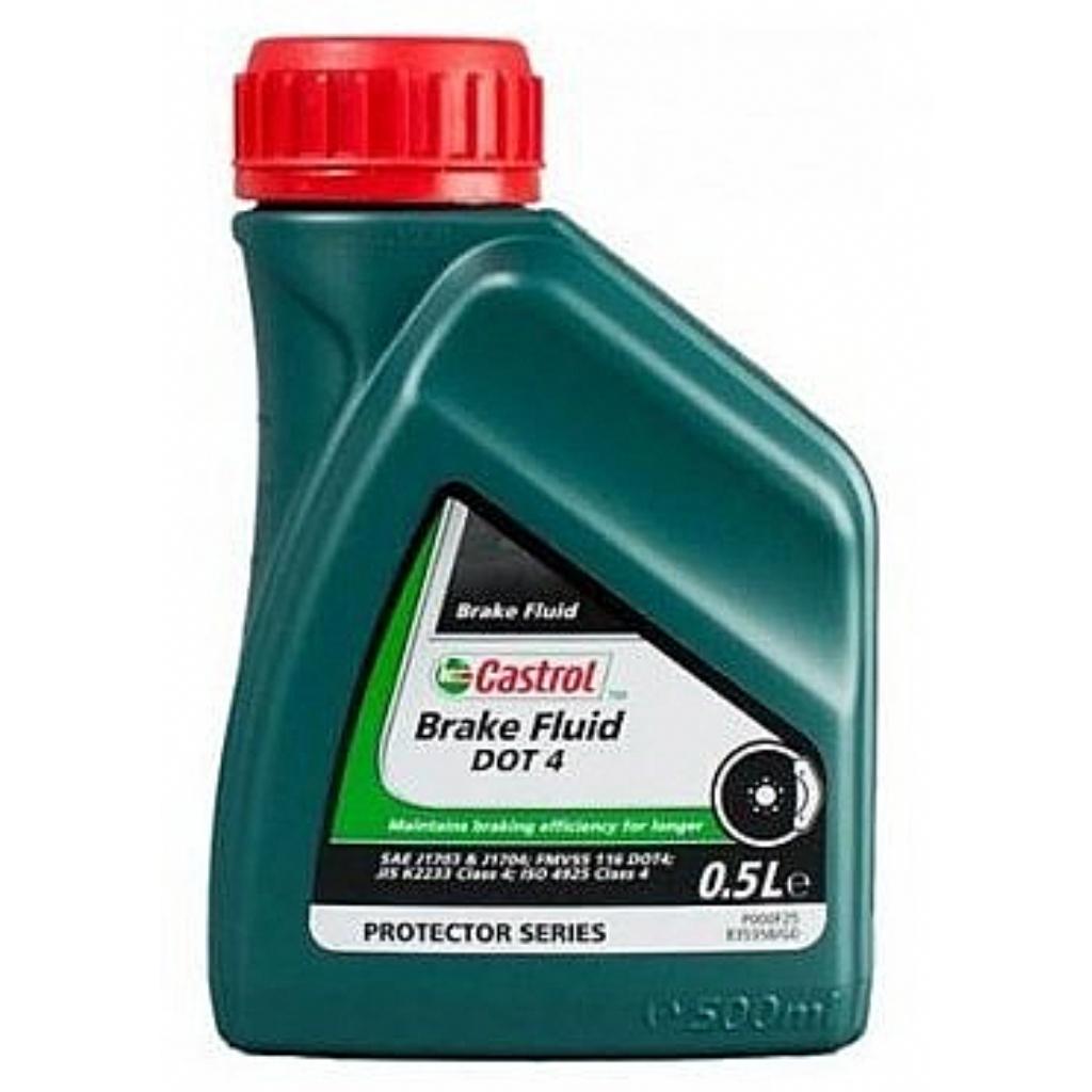 Тормозная жидкость DOT 4 500 ml