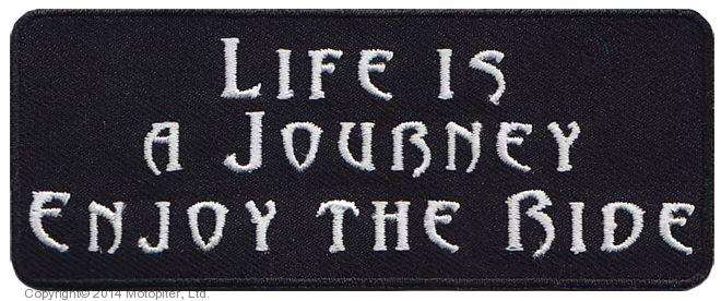 Жизнь - это путешествие с термоклеем