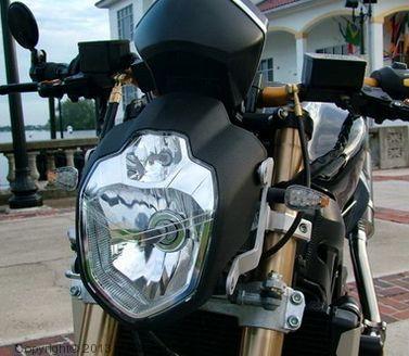 Фара для стрит мотоцикла