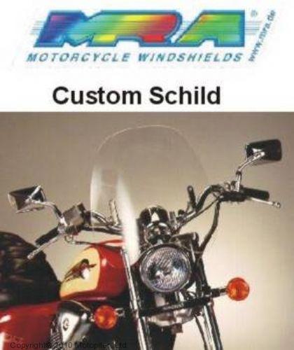 Ветровое стекло Customshield MRA для naked байков