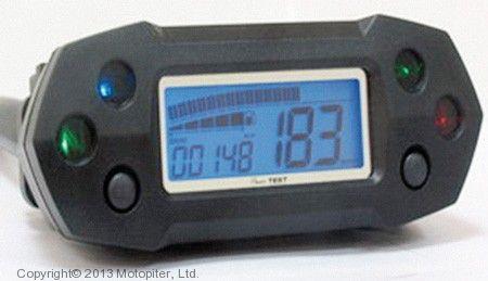 Цифровая панель приборов KOSO DB01R