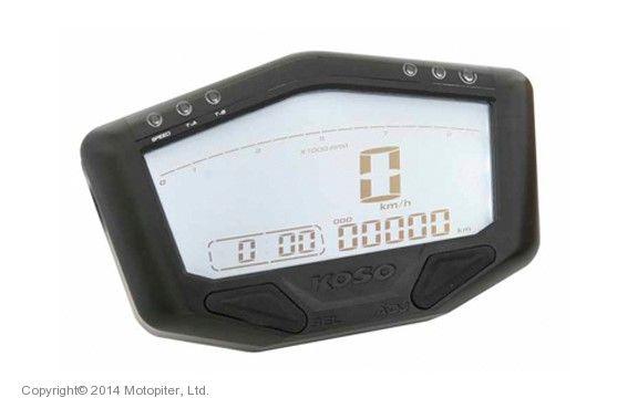 Цифровая панель приборов KOSO DB-02R