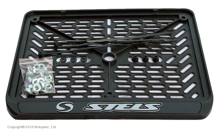 Рамка номера для квадроцикла и снегохода STELS