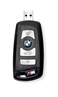 USB-накопитель в виде ключа BMW М, 8 Гб