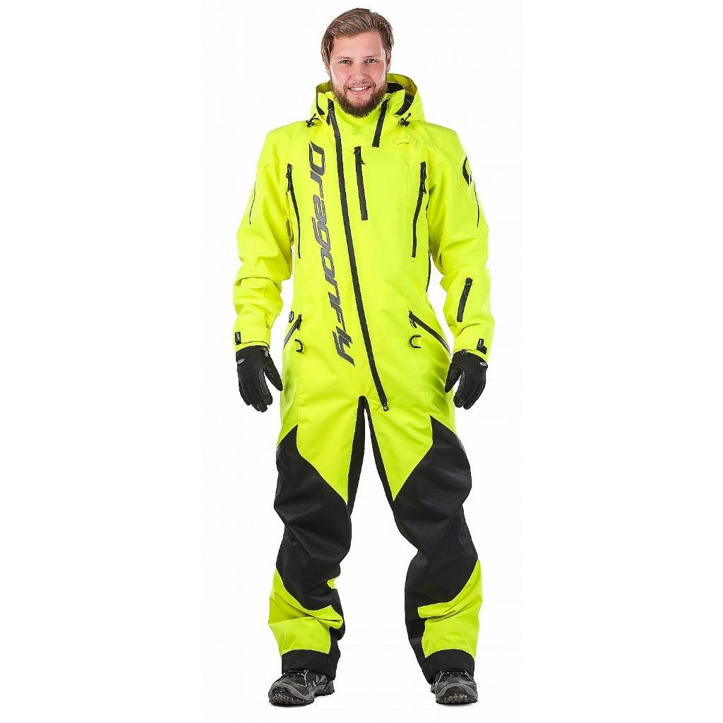 Снегоходный комбинезон Extreme 2019 Arcid Yellow