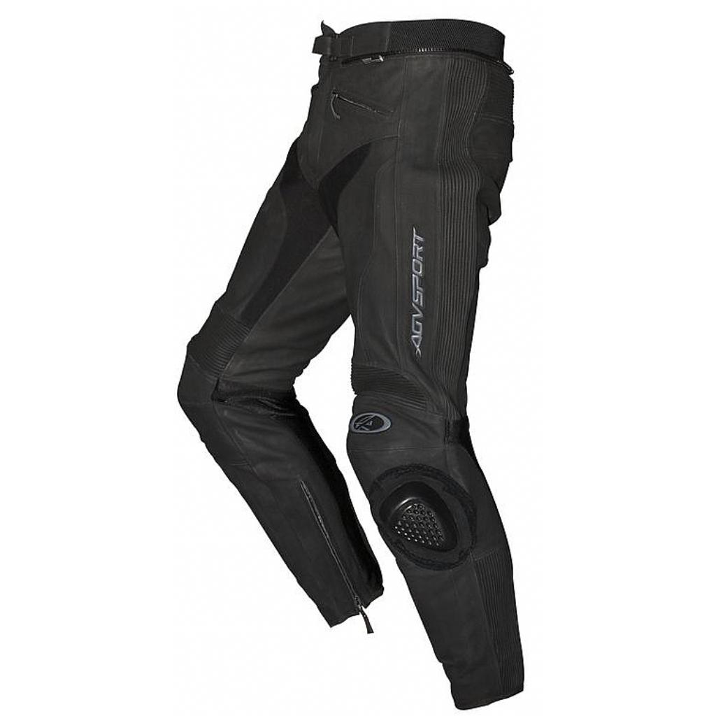 Мотоциклетные кожаные штаны Willow
