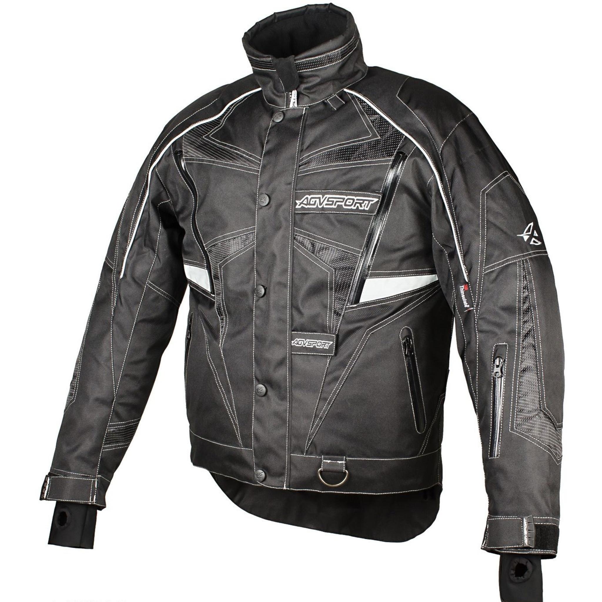 Куртка снегоходная AGVSPORT Arctic, мужской(ие)