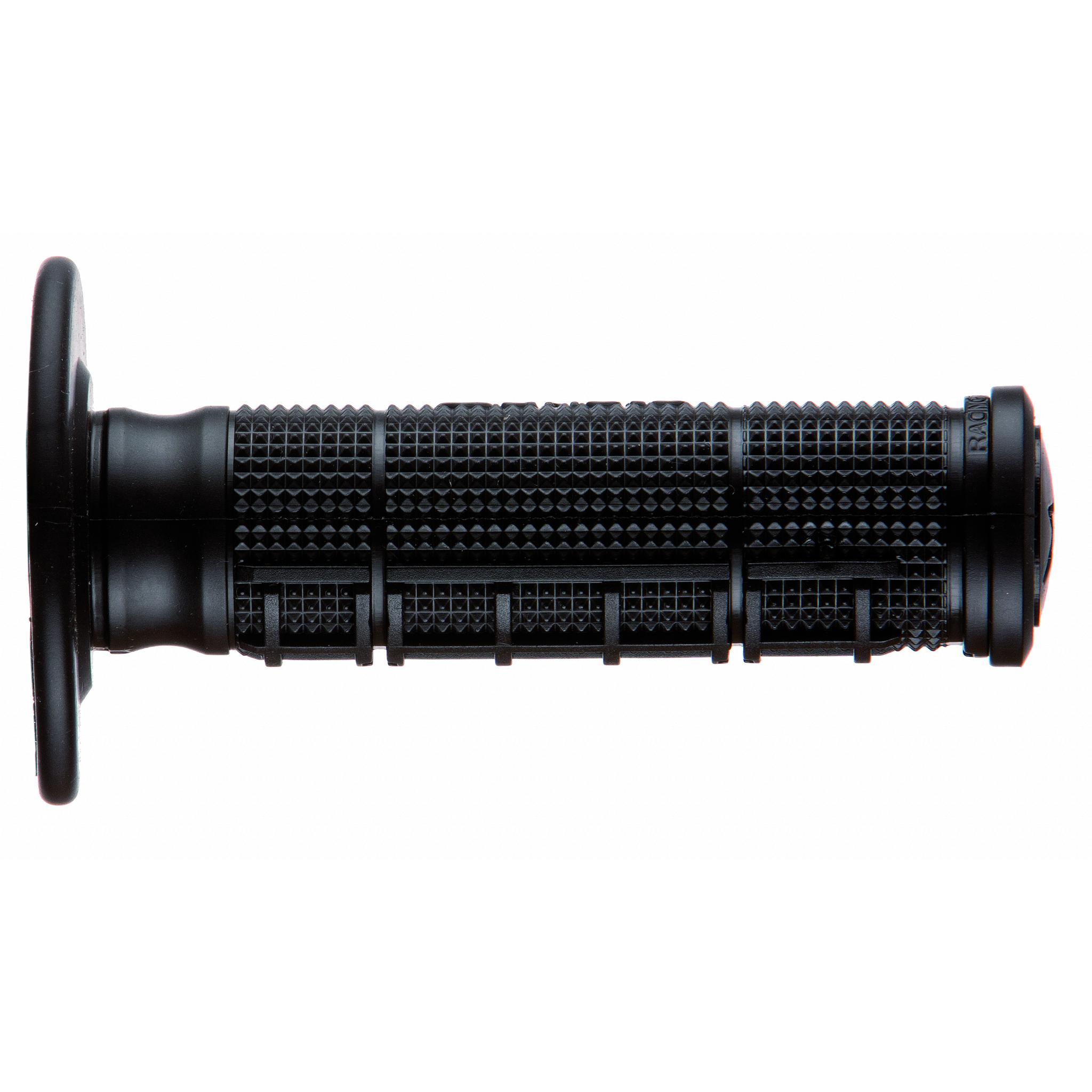 Ручки руля Ariete HALF WAFFLE(02621/A-N), ? 7/8'(22мм), черный