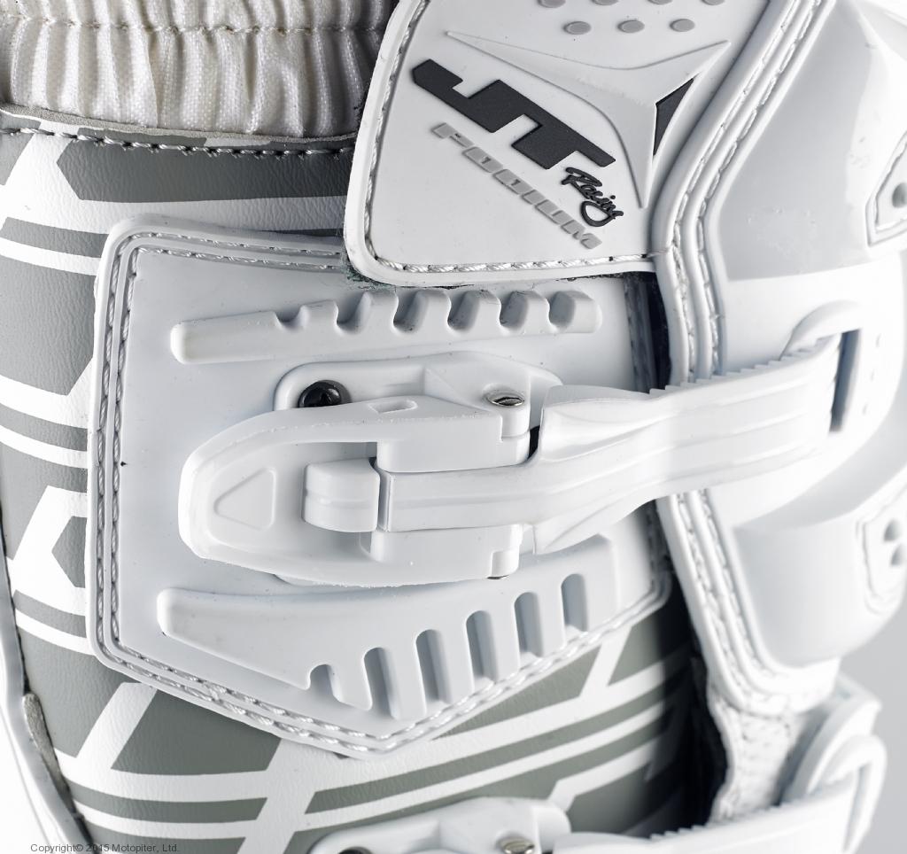 Набор ремешков для мотобот Podium белые