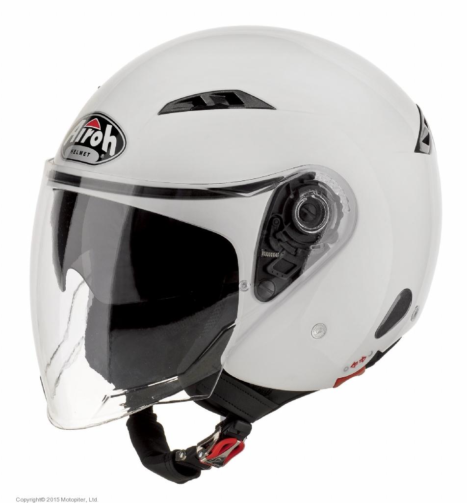 Открытый шлем CITY ONE белый