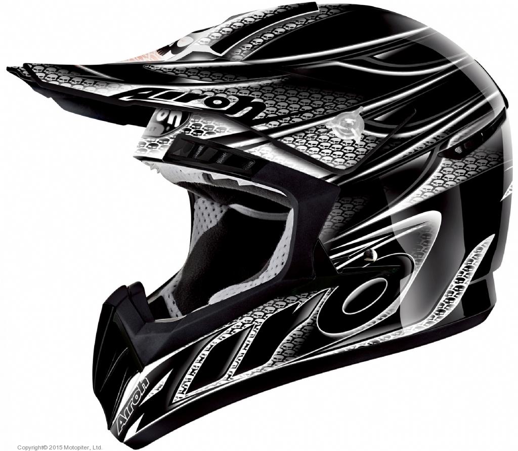 Шлем кроссовый CR901 LINEAR