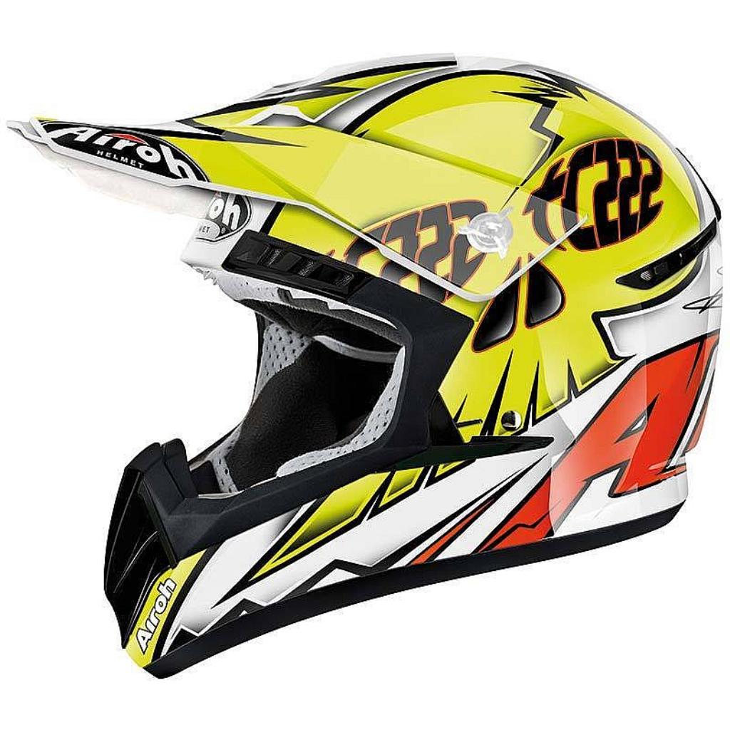 Кроссовый шлем CR901 TC14