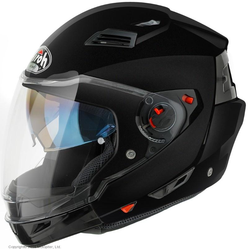 Шлем трансформер EXECUTIVE черный
