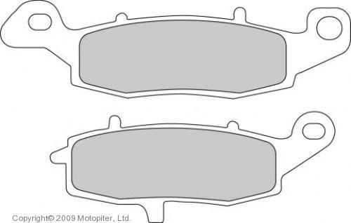 Тормозные колодки для мотоцикла FDB2049