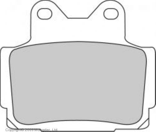 Тормозные колодки для мотоцикла FDB386