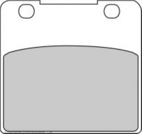 Тормозные колодки  дисковые FERODO(FDB389P)