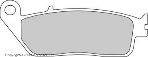 Тормозные колодки FDB570
