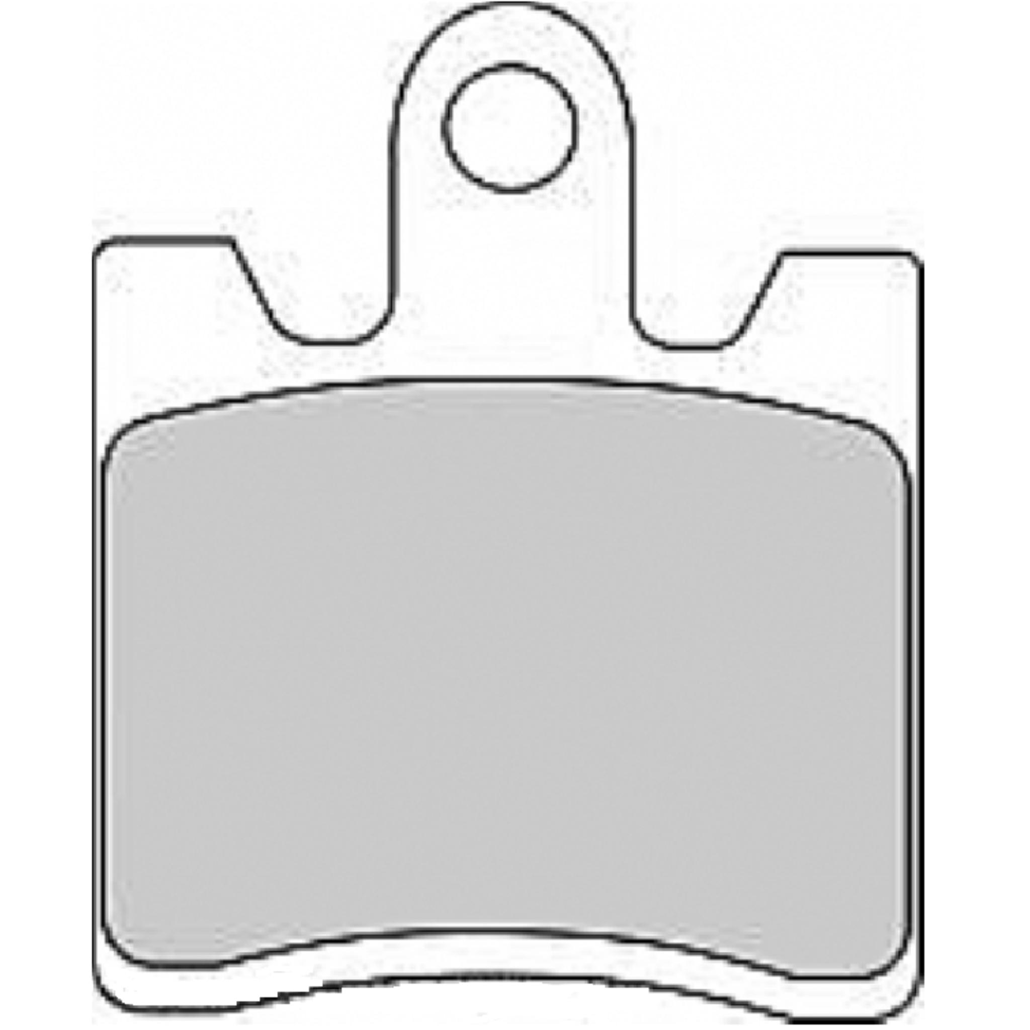 Тормозные колодки дисковые, FERODO(FDB2085P)