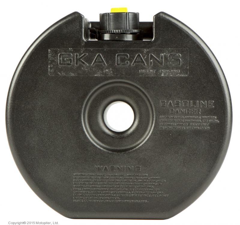 Канистра в запасное колесо GKA