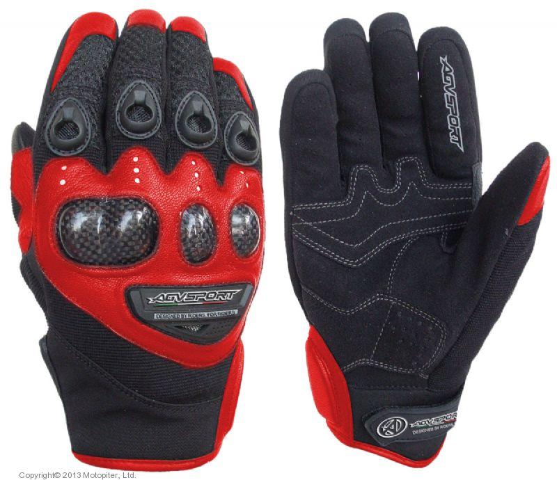 Кожаные перчатки Jet