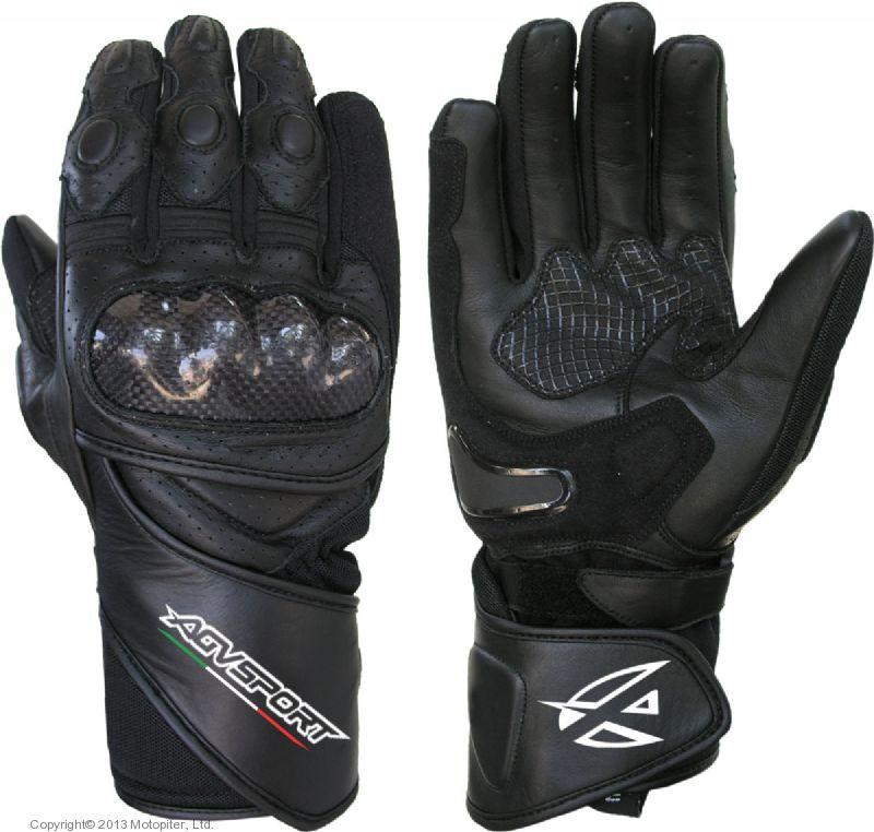 Мотоперчатки кожаные  Silverstone