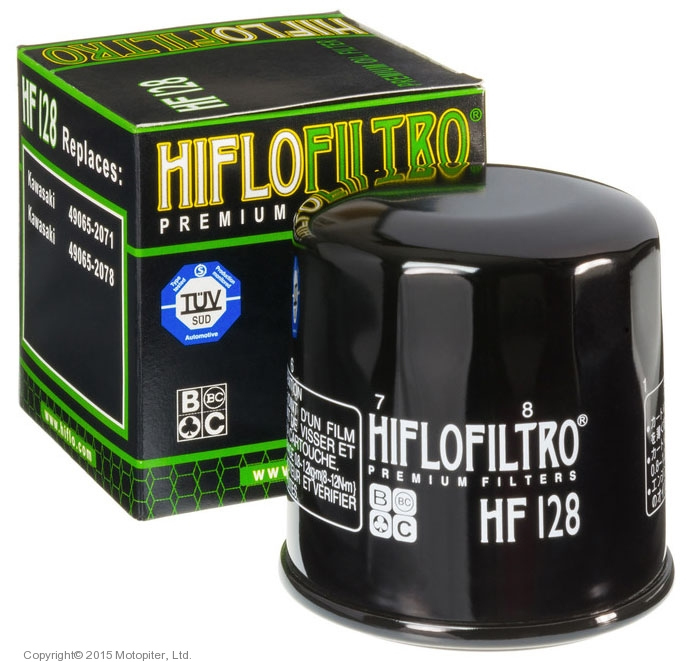 Масляный фильтр HF128