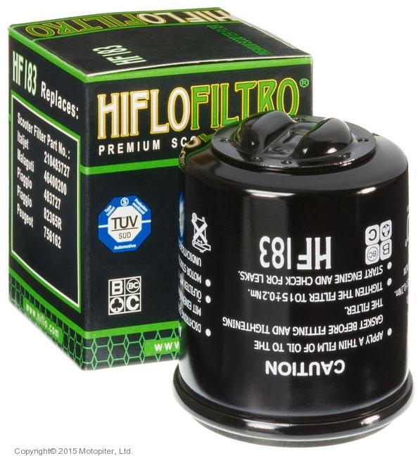 Масляный фильтр HF 183