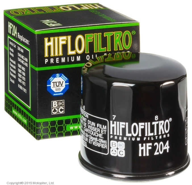 Масляный фильтр HF 204