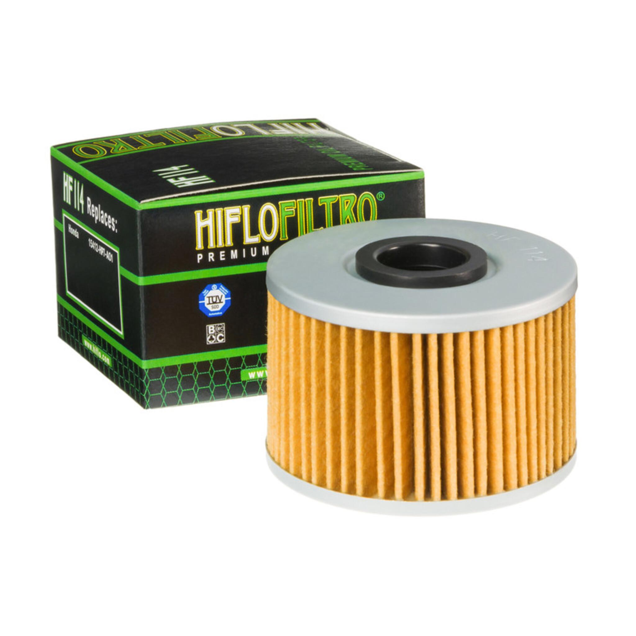 Масляные фильтры (HF114)