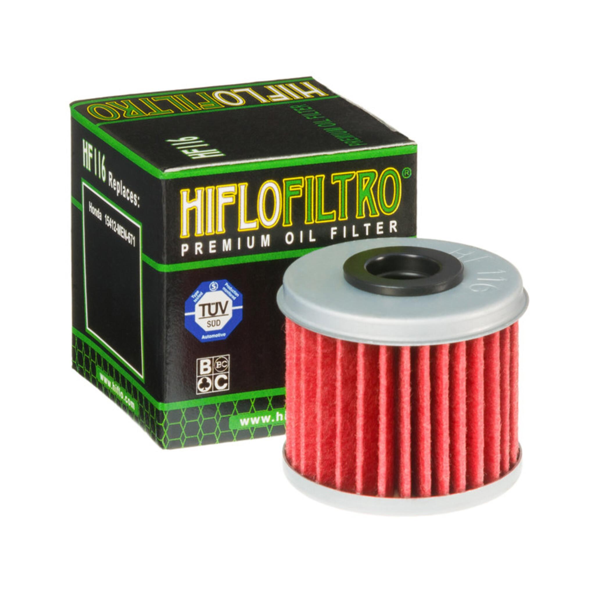 Масляные фильтры (HF116)