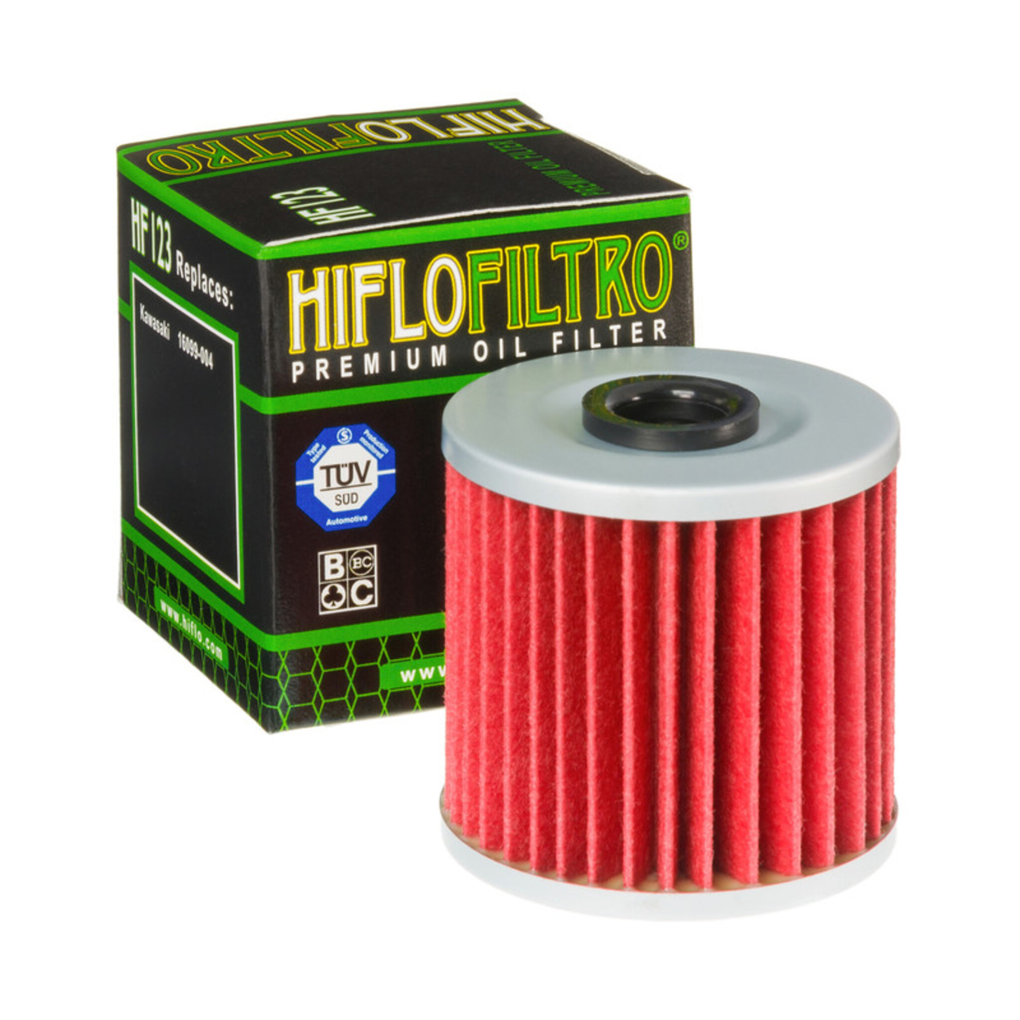 Масляные фильтры (HF123)