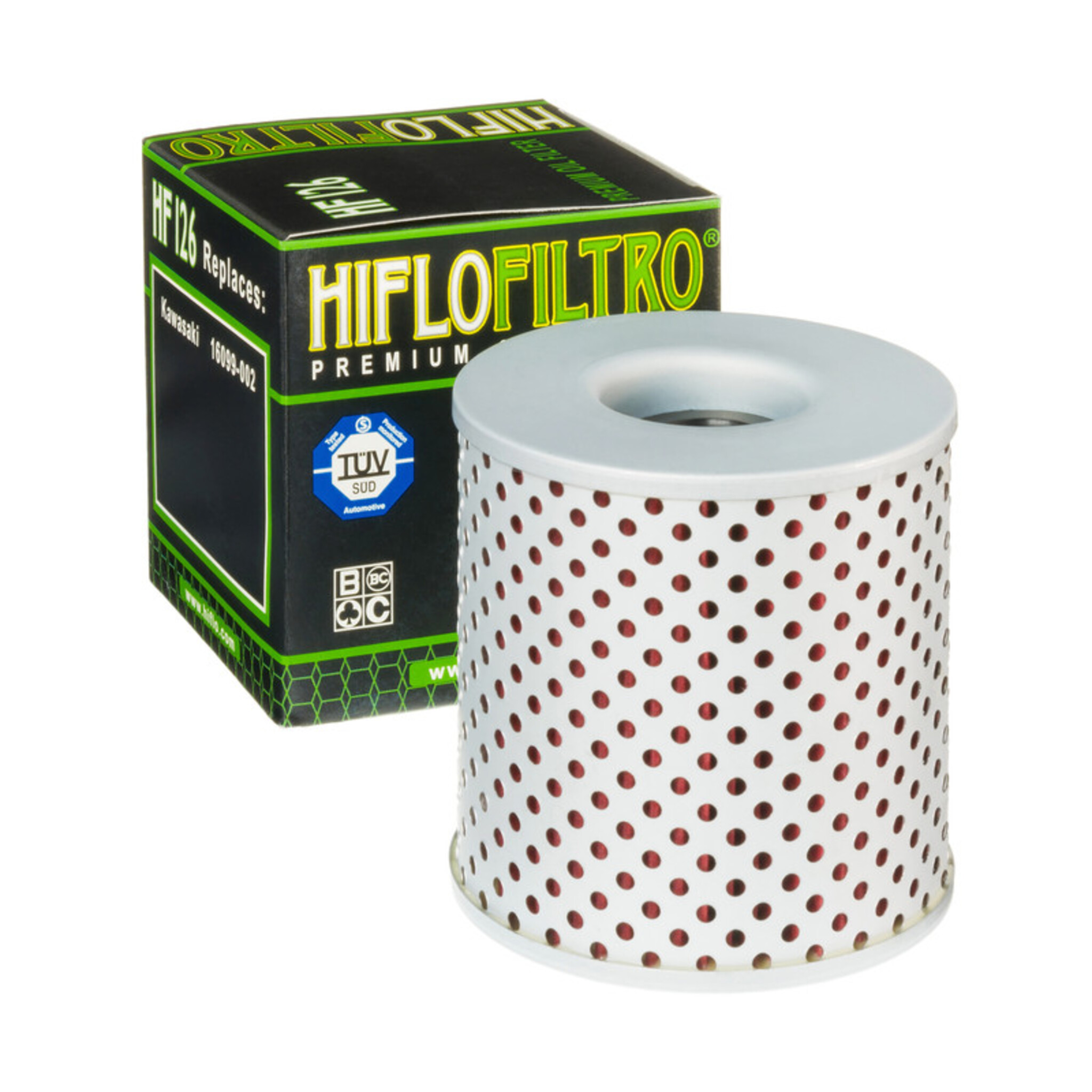 Масляные фильтры (HF126)