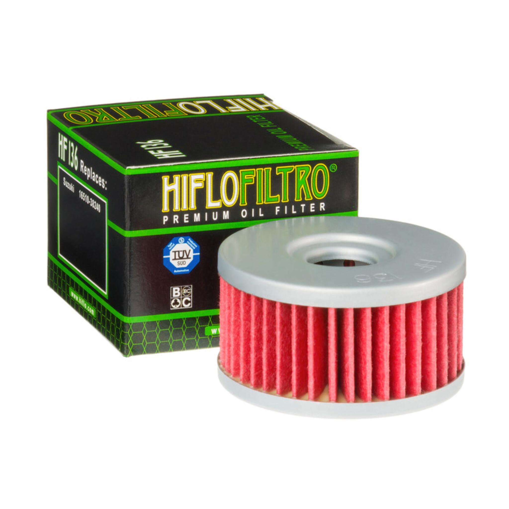 Масляные фильтры (HF136)