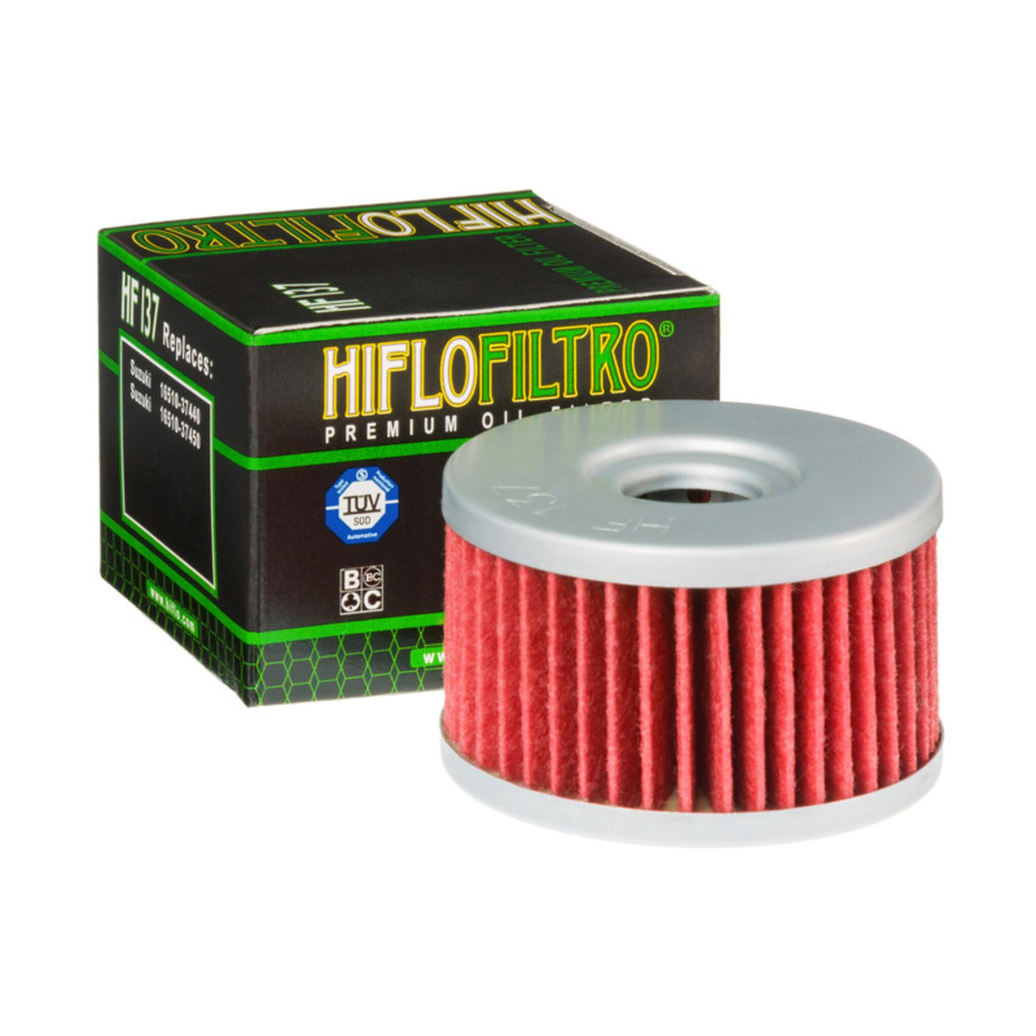 Масляные фильтры (HF137)