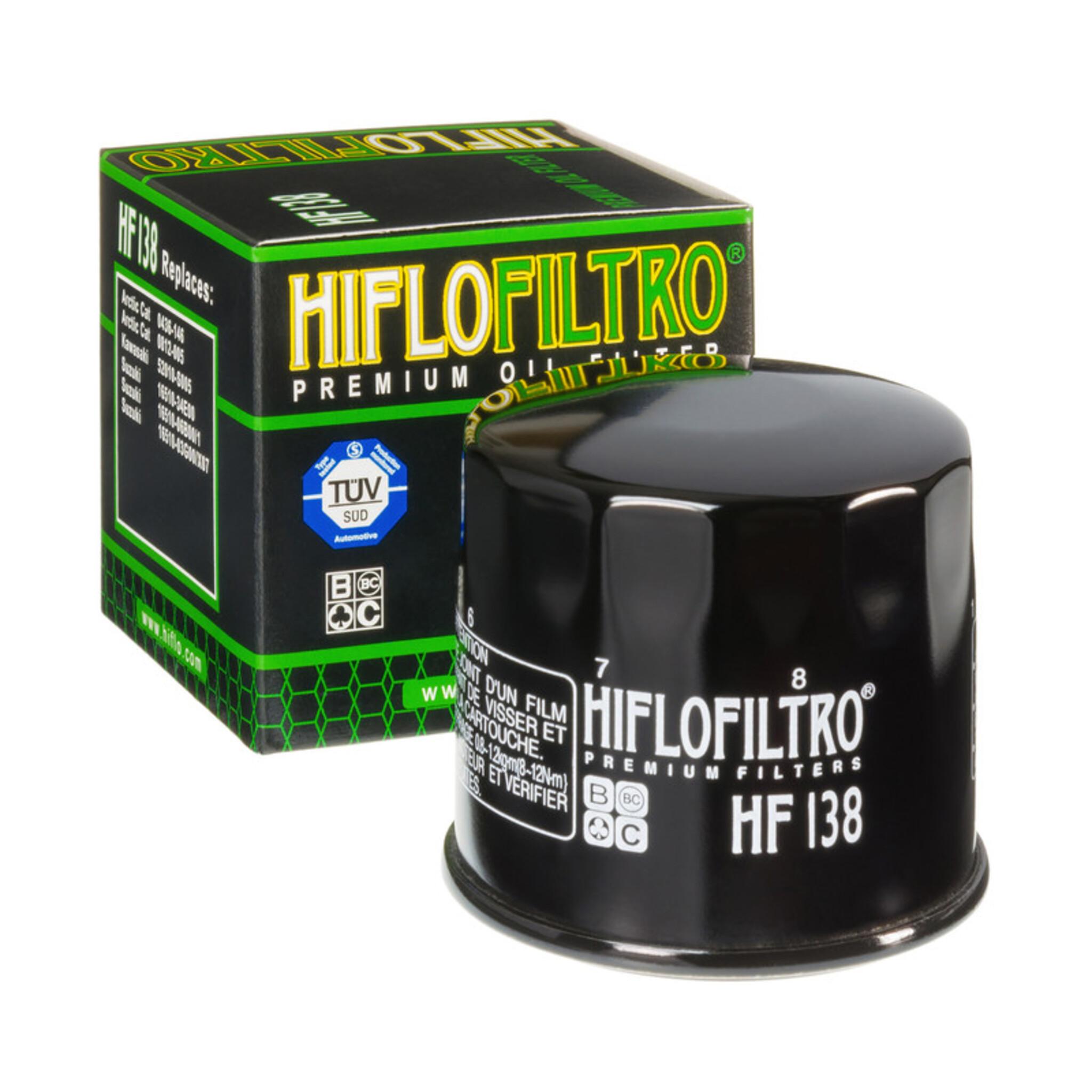 Масляные фильтры (HF138)
