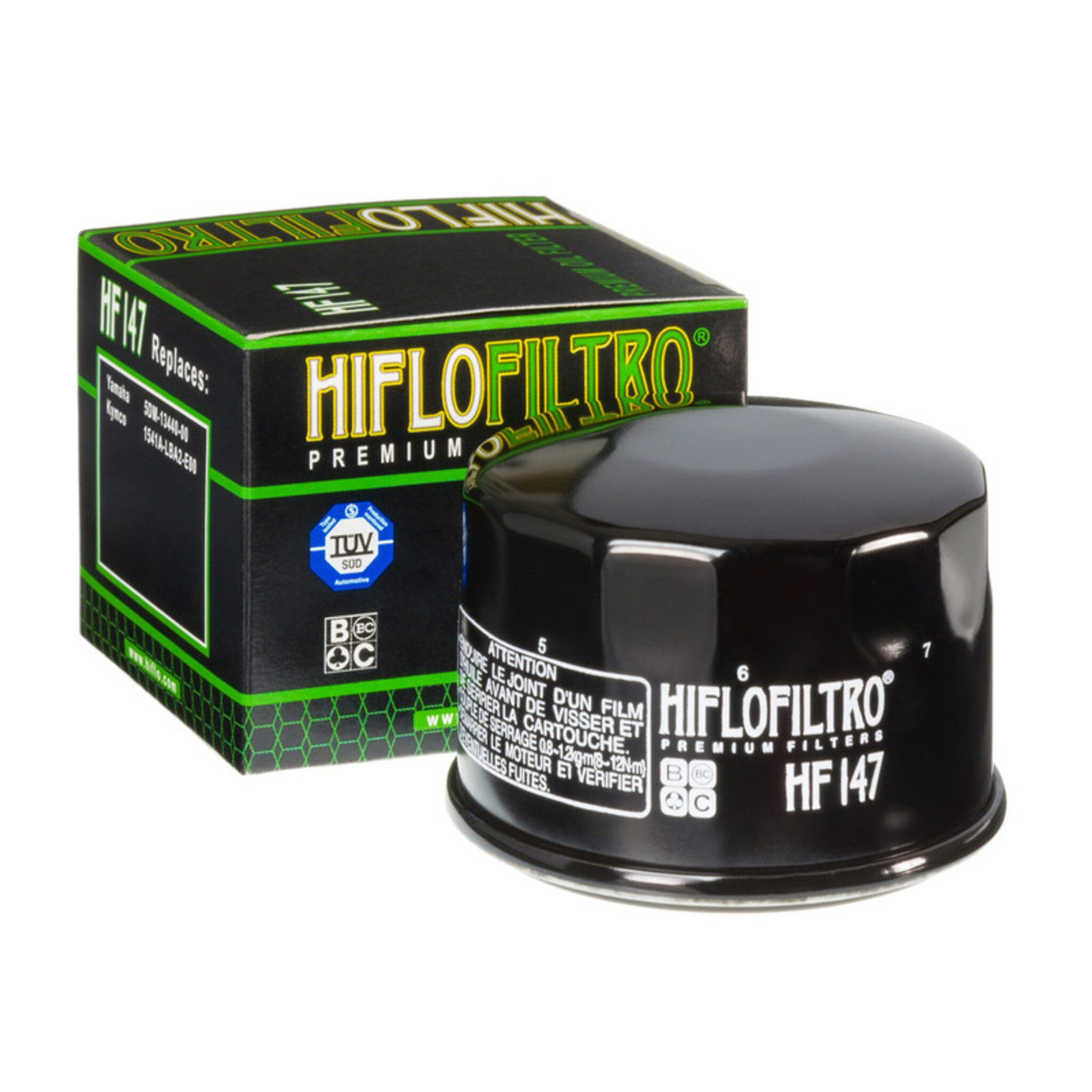 Масляные фильтры (HF147)