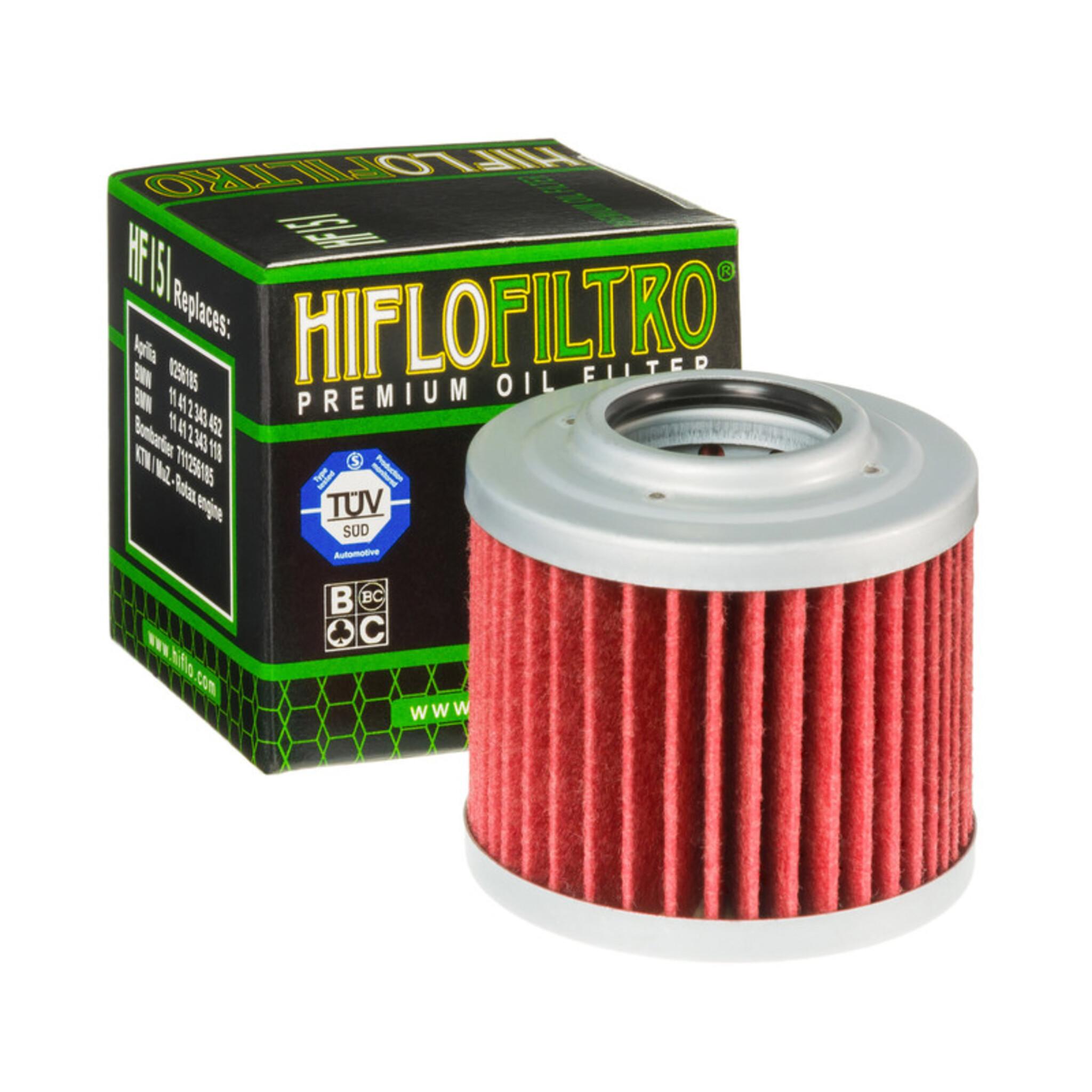 Масляные фильтры (HF151)