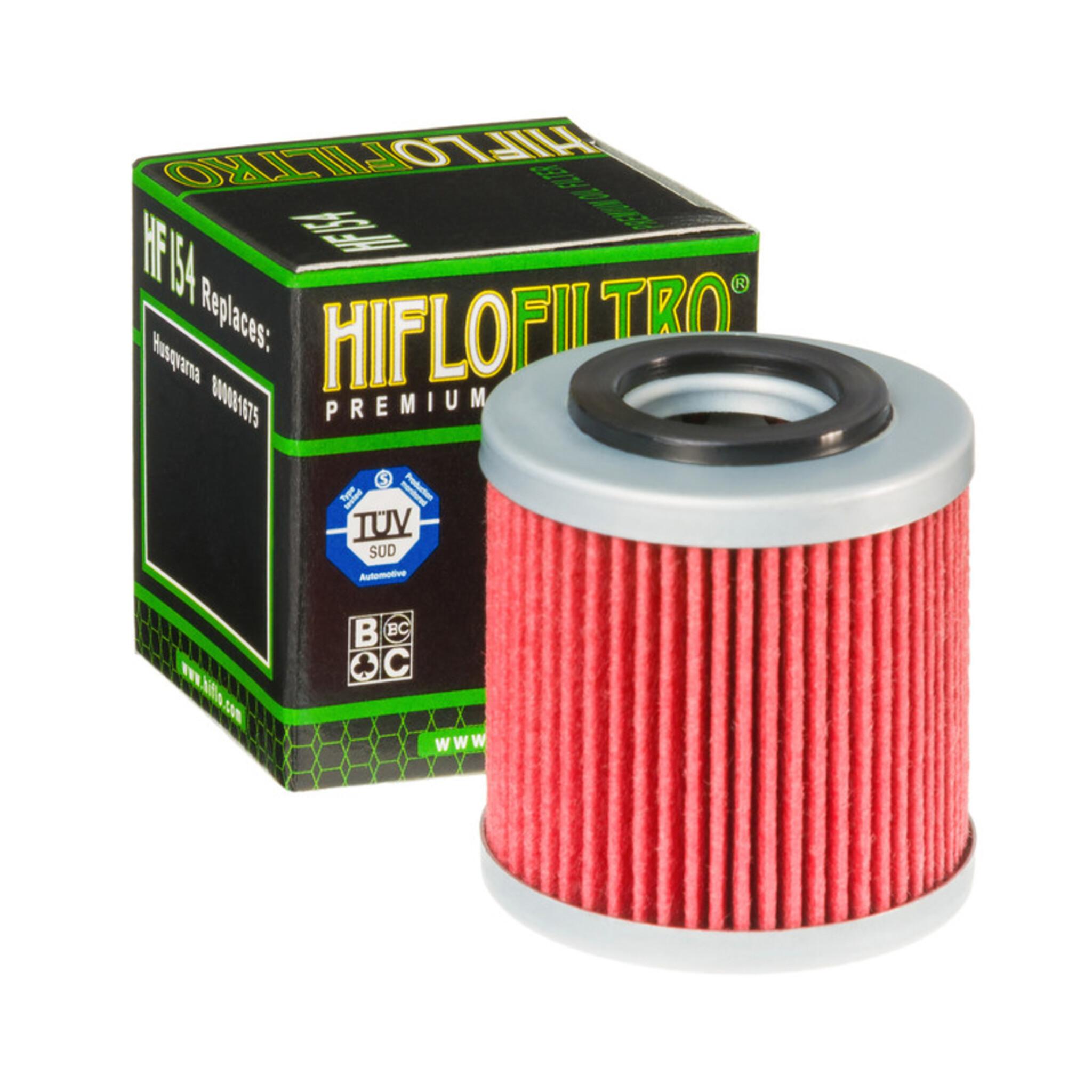 Масляные фильтры (HF154)