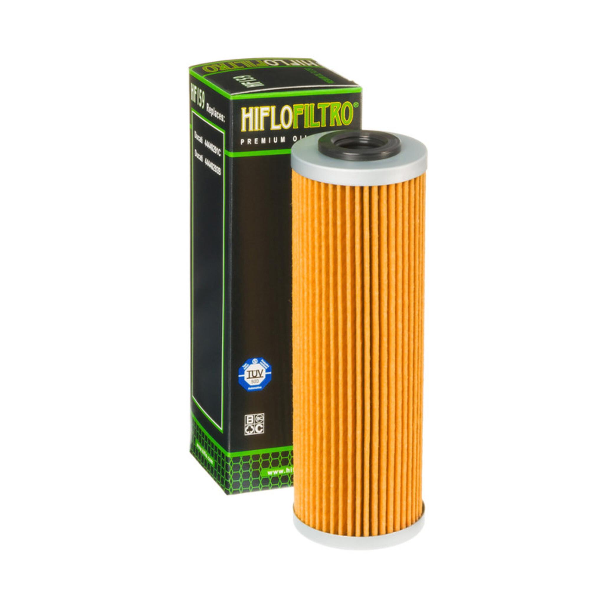 Масляные фильтры (HF159)