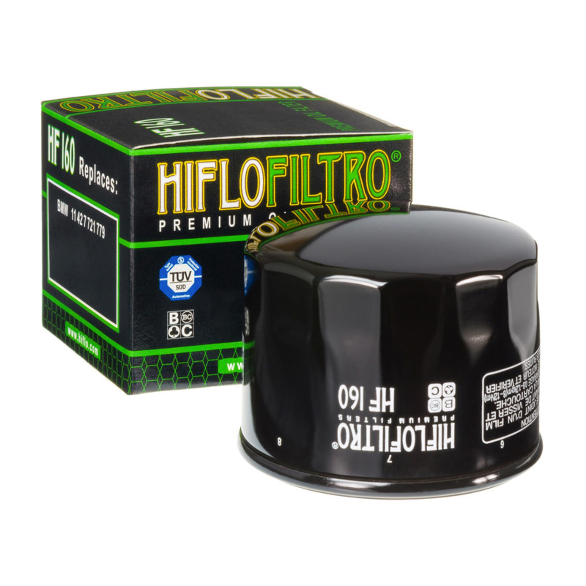 Масляные фильтры (HF160)